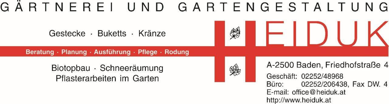 Bestattung Gerobel in Wiener Neustadt, Baden und Wien